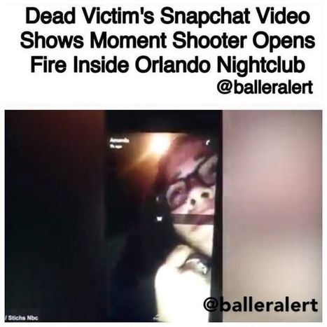 GetAtMe- Victim Before Shooting Instagram video by Baller Alert • Jun 13, 2016 at 2:30pm UTC | GetAtMe | Scoop.it