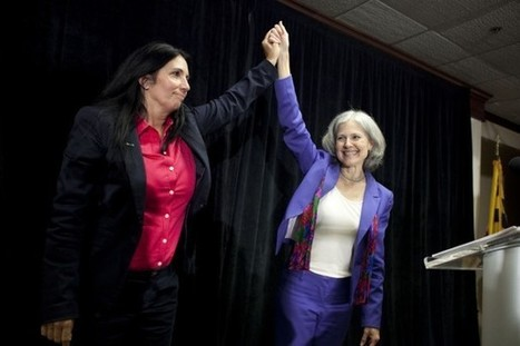 Is Jill Stein crazy, or are we? | The environment of persuasion | Scoop.it