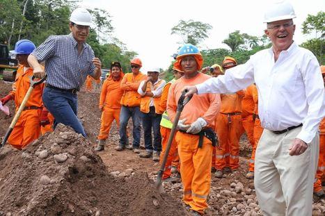 President Kuczynski: Peru to plant 2 million hectares of trees to restore Amazon forest   Samhället - ekonomi - ekologi - Återvinning - Återbrukning - Simple Living   Scoop.it