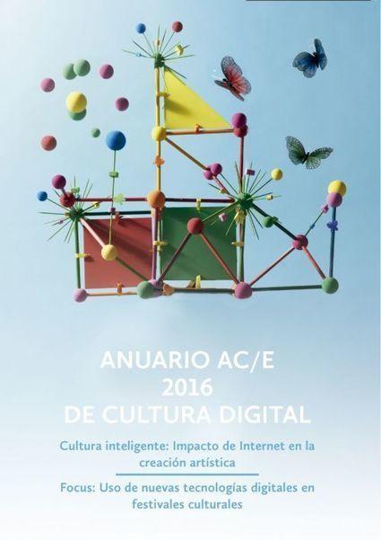 Anuario AC/E de Cultura Digital 2016 | Diseño y Creación Multimedia | Comunicación en la era digital | Scoop.it