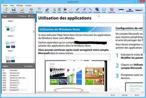 Modifier PDF - modifiez un fichier PDF facilement | Geeks | Scoop.it