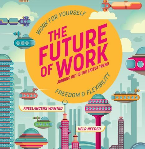 THE FUTURE OF WORK : Jobbing Out Is The Latest Trend   Sebastian's HR & Recruitment   Scoop.it