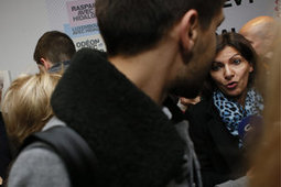 Anne Hidalgo ne craint que l'abstention - Europe1 | Le 18e avec Eric Lejoindre | Scoop.it