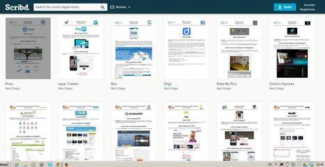 Manuales de herramientas educativas | Tic, Tac... y un poquito más | Scoop.it