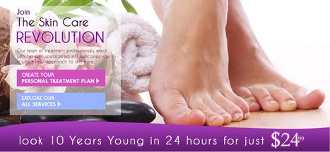 Toe Nail Fungus Treatment in Edmonton @ $24.99 by Ultra Medic Laser Studio | Skin Care Edmonton | Scoop.it