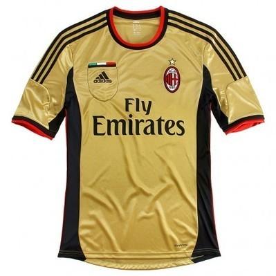 Jersey AC Milan Away 3rd Musim 2013/2014   jual jersey piala dunia   Scoop.it