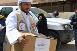 Aide humanitaire - Vers une augmentation de la participation des Émirats arabes unis | Les Emirats arabes unis : progrès, démesure et inégalités. | Scoop.it