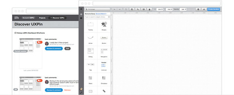 UXPin: UX Design & Wireframing Tools As Beautiful As Your Work | Best of UX Design | Scoop.it
