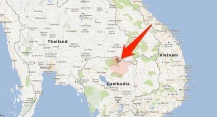 Una web que cataloga las cambiantes fronteras de Google Maps. | Recursos de Geografia | Scoop.it