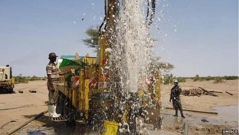 Factors of production: Kenya discovers huge water source | Markets and Market Failure | Scoop.it