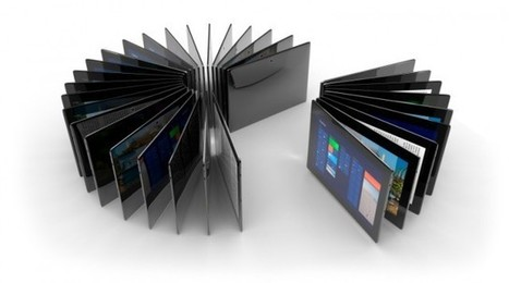 Beyond the iPad: Schools' Choices In Tablets Grow | Digital Education News | Scoop.it