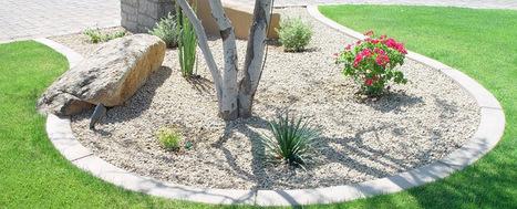 Concrete Landscape Borders   Create A Curb   Scoop.it