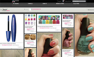 Sparkrebel Channels Pinterest As Fashion And Beauty Site - Companies & Execs - Portfolio.com | Everything Pinterest | Scoop.it