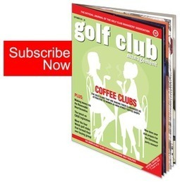 Clubs urged to adopt social media policy » Golf Club Management | Personal branding and social media | Scoop.it
