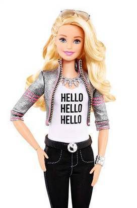 This Internet-connected Barbie will be able to talk to your kids   Kickin' Kickers   Scoop.it