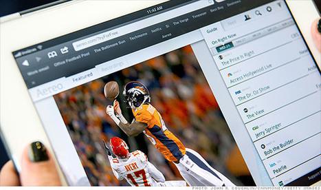 NFL and MLB: Aereo may kill sports on free TV - CNN   Softball Coach   Scoop.it