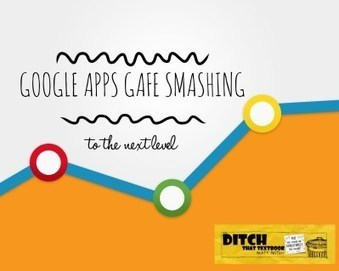 "Google Apps ""GAFE Smashing"" activities — Part 4: To the next level 
