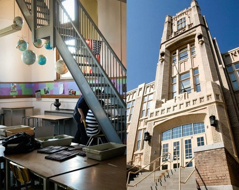 Learning Spaces that Inspire | School Outfitters Blog | Library Evolution | Scoop.it