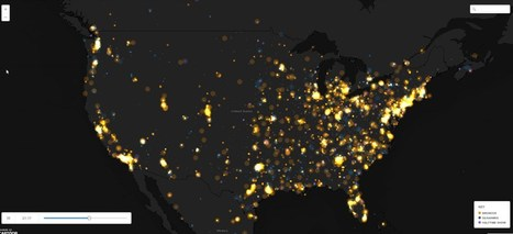 Super Bowl 2014: the pulse of the game on Twitter | CartoDB | Emergent Digital Practices | Scoop.it