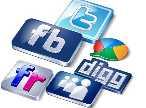Quels réseaux sociaux pour votre entreprise | L... | Usages nouvelles technologies | Scoop.it