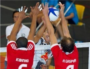 SL Benefica win the Portugal's Men's National League title | FIVB - Press release | Volleyball | Scoop.it