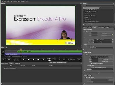 5 programas gratuitos para crear screencasts: captura o graba en vídeo lo que hacemos en la computadora   e-Learning, Diseño Instruccional   Scoop.it