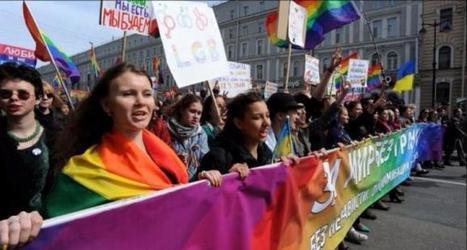 Chueca Magazine: Marchan gays por sus derechos en San Petersburgo | RAGAP | Scoop.it