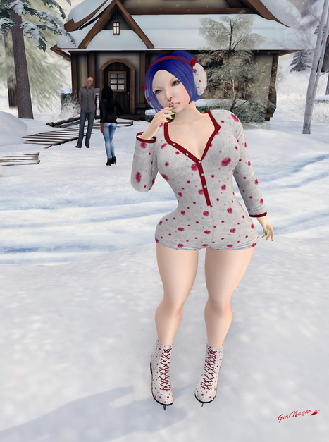 Ƭђiทgઽ Բ૨ѳʍ ʍy ખα૨đ૨ѳв૯: LOOK N° 275 | Second Life - ThingsFromMyWardrobe | Scoop.it