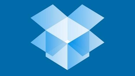 Nueva web de Dropbox: ve documentos y carga varias fotos a la vez | Linguagem Virtual | Scoop.it