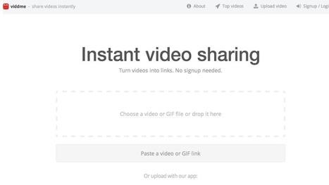 Vidd.me Uploads Streaming Videos Without Sign-ups | SpisanieTO | Scoop.it
