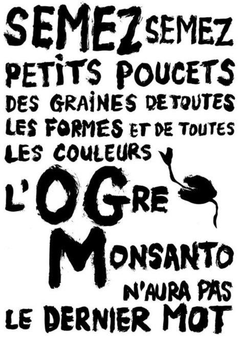 Quand Monsanto veut «sauver les abeilles»… | LES RUCHERS DE L'AN 01 | Apiculture et protection de l'environnement | Scoop.it