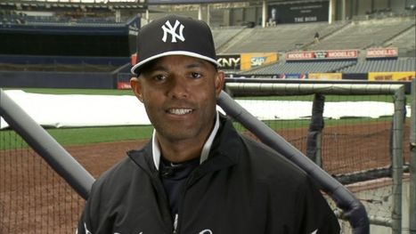 Another Save for Mariano Rivera | Troy West's Radio Show Prep | Scoop.it