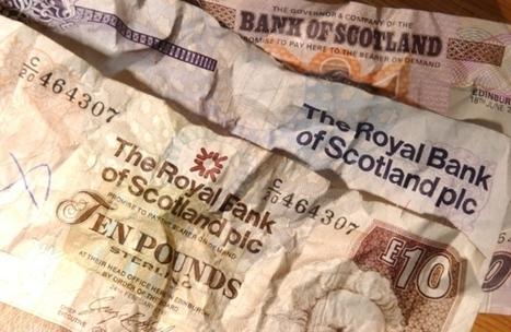 Scotland may face £126bn UK debt payment | kitnewtonium | Scoop.it
