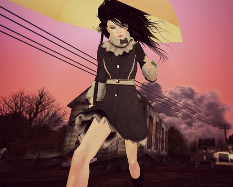 Dizzy Duckling Diary: The final countdown | the second life fashion blog | Scoop.it