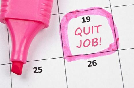 5 Smart Things to Do AFTER You Leave a Job   IT and Security   Scoop.it