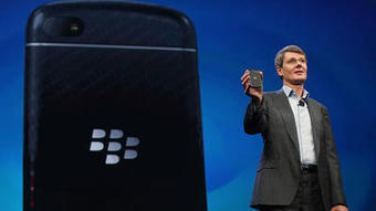BlackBerry 10 off to record start | Mobile & Technology | Scoop.it