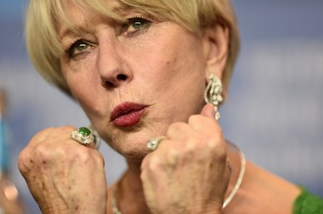Turns Out Young Helen Mirren Was the Sexism Crusader of Our 1970s Dreams | Gender and Crime | Scoop.it