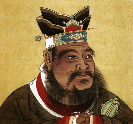 Why Is Confucius Still Relevant Today? His Sound Bites Hold Up - National Geographic | Ancient Origins of Science | Scoop.it