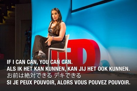 Funny in 33 languages: The art of translating Maysoon Zayid's hilarious TED Talk   Translators Make The World Go Round   Scoop.it