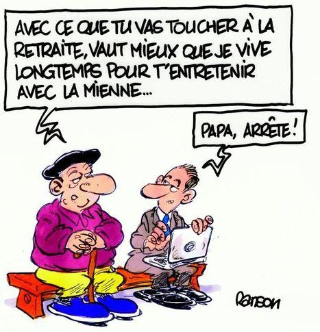 Salariés du privé : calculez votre future retraite - Le Parisien | Retraite-Donations-Successions | Scoop.it