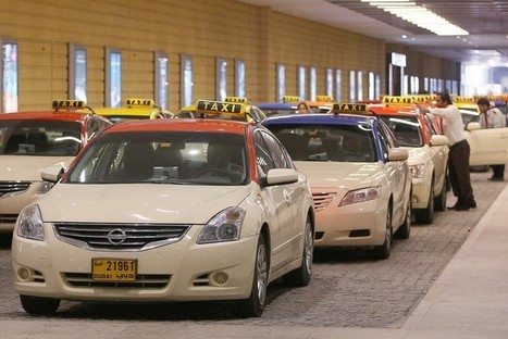 Develop Taxi App Like Careem, Popular Uber For Middle East   Scooping Up Shares   Scoop.it