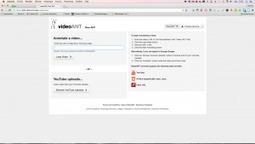 VideoANT – Annoter des vidéos en ligne très simplement – Le coutelas de Ticeman | Les outils d'HG Sempai | Scoop.it