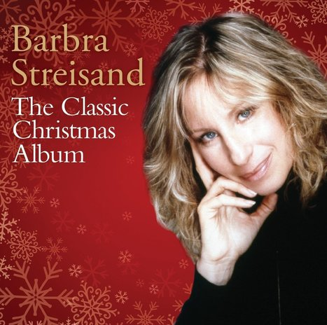 Barbra Streisand Among Legacy Records Upcoming Holiday Albums - Broadway World | Barbra Streisand | Scoop.it
