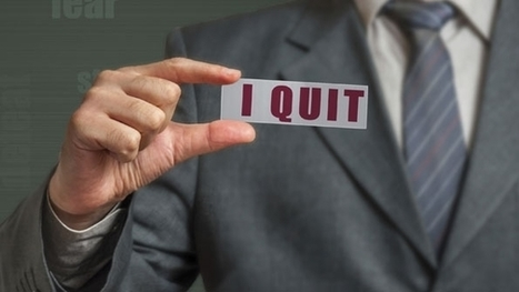 The 4 Myths of Employee Turnover | Manufacturing Professionals | Scoop.it