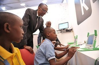 Rwanda ranked first globally for ICT promotion | Research Capacity-Building in Africa | Scoop.it