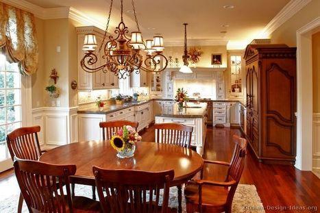 Antique Kitchens - Pictures and Design Ideas | LBM | Scoop.it