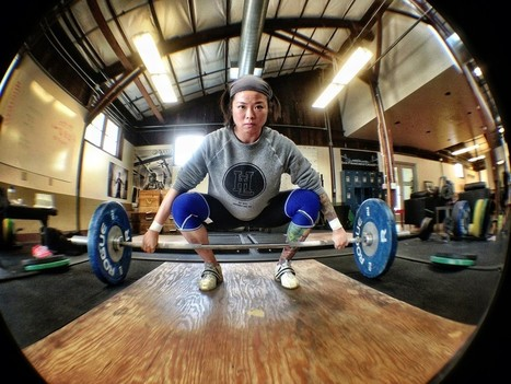 HellaLife Advocate Diane Fu on Olympic Weightlifting & CrossFit - | fitness apparel and crossfit gear | Scoop.it