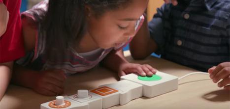 Google crée des briques intelligentes pour apprendre la programmation aux enfants | Nouvelles technologies | Scoop.it