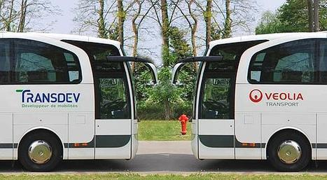 "Fusion Transdev/Veolia Transport: un ""échec économique et financier à court terme"" (Cour des comptes) 
