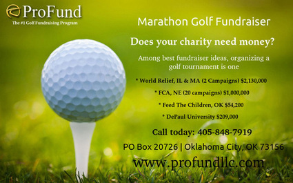 An innovative fundraising idea for your charity   Golf tournement fundraiser   Scoop.it